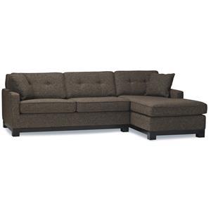 Stylus Dakota Sectional Sofa w/ Chaise