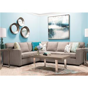 Stylus 5901 Casual Sectional