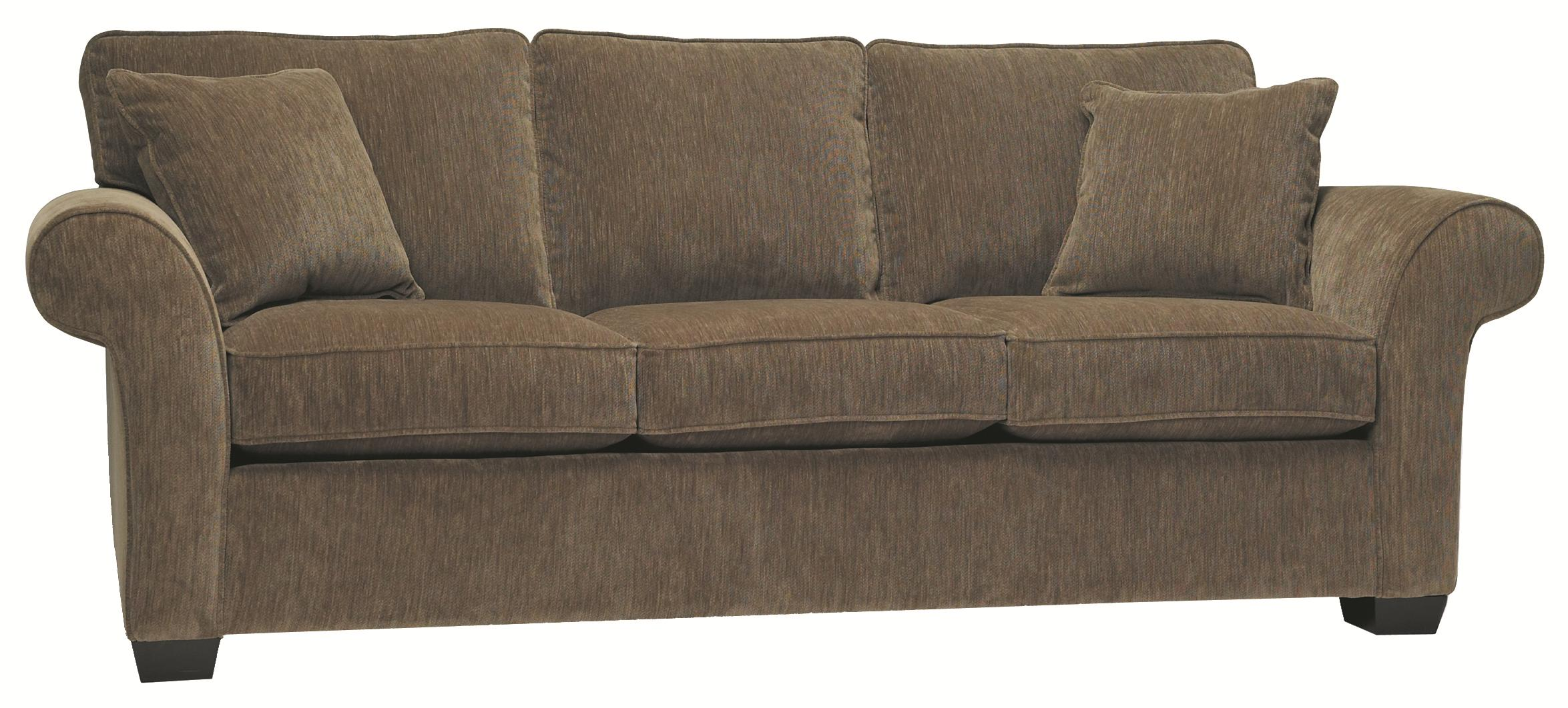 Stylus 7054 Stationary Traditional Sofa - Item Number: Soda