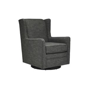 Stylus 7909-1 Modern Chair with Swivel Base