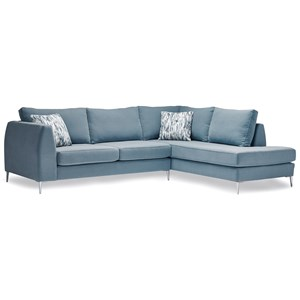 Stylus 7704 2 Pc Sectional Sofa