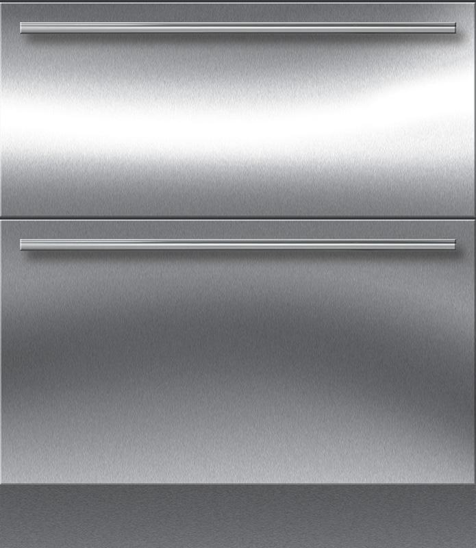 "Integrated Refrigeration 30"" Combination Drawer by Sub-Zero at Furniture and ApplianceMart"