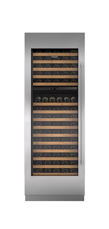 "Wine Storage 30"" Integrated Wine Storage by Sub-Zero at Furniture and ApplianceMart"