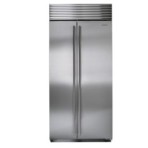 "Sub-Zero Built-In Refrigeration 36"" Side-by-Side Refrigerator"