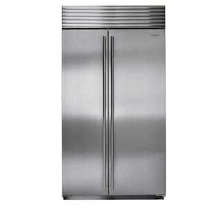 "Sub-Zero Built-In Refrigeration 42"" Side-by-Side Refrigerator"