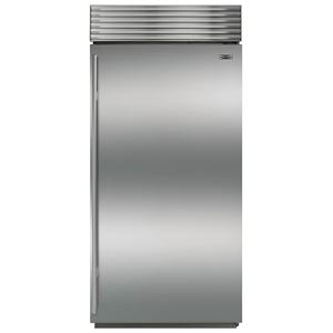 Sub-Zero Built-In Refrigerators 22.8 Cu. Ft. Upright Freezer
