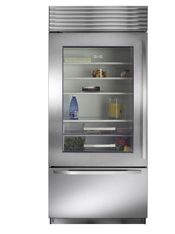 21.4 Cu. Ft. Built-In Refrigerator
