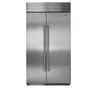 Sub-Zero Built-In Refrigerators 24 Cu. Ft. Side-by-Side Refrigerator