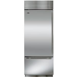 Sub-Zero Built-In Refrigerators 16.8 Cu. Ft. Bottom Freezer Refrigerator