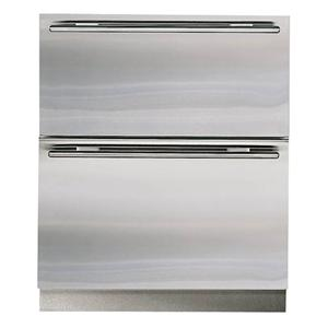 Sub-Zero Undercounter Refrigeration 5.0 Cu. Ft. Integrated Combination Drawers