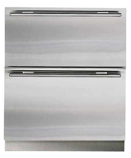 5.3 Cu. Ft. Integrated Refrigerator Drawers