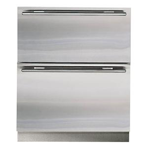 Sub-Zero Undercounter Refrigeration 5.3 Cu. Ft. Integrated Refrigerator Drawers