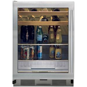 Sub-Zero Undercounter Refrigeration 5.7 Cu. Ft. Undercounter Beverage Center
