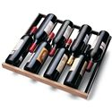 Sub-Zero Wine Storage 132 Bottle Integrated Wine Storage - Shelves Accommodate 750 ml Bottles, Half-Bottles and Magnums