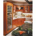 Sub-Zero Wine Storage 132 Bottle Integrated Wine Storage - Beautiful Addition to Your Kitchen