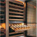 Sub-Zero Wine Storage 78 Bottle Wine Storage with 2 StorageDrawers - Illuminated Display Shelf