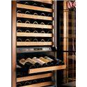 Sub-Zero Wine Storage 147 Bottle Built-In Wine Storage - Illuminated Display Shelf