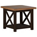 Summer Classics Belize Cahaba End Table - Item Number: 382117