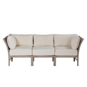 Summer Classics Club Aluminum Outdoor Sofa
