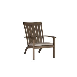 Summer Classics Club Aluminum Club Adirondack Chair