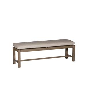 "Summer Classics Club Aluminum Club 60"" Outdoor Bench"