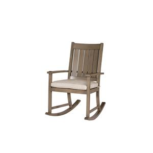 Summer Classics Club Aluminum Club Outdoor Rocker