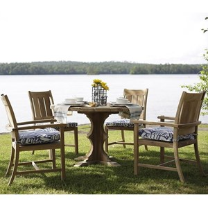 Summer Classics Club Teak Dining Set