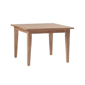 "Summer Classics Club Teak Club 42"" Square Farm Table"