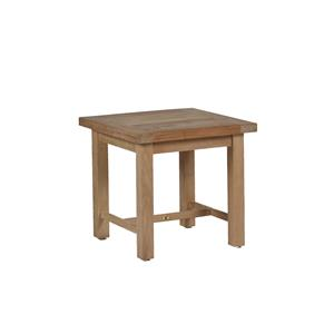 Summer Classics Club Teak Club Outdoor End Table