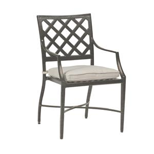 Lattice Outdoor Arm Chair