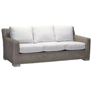 Summer Classics Rustic Rustic Sofa