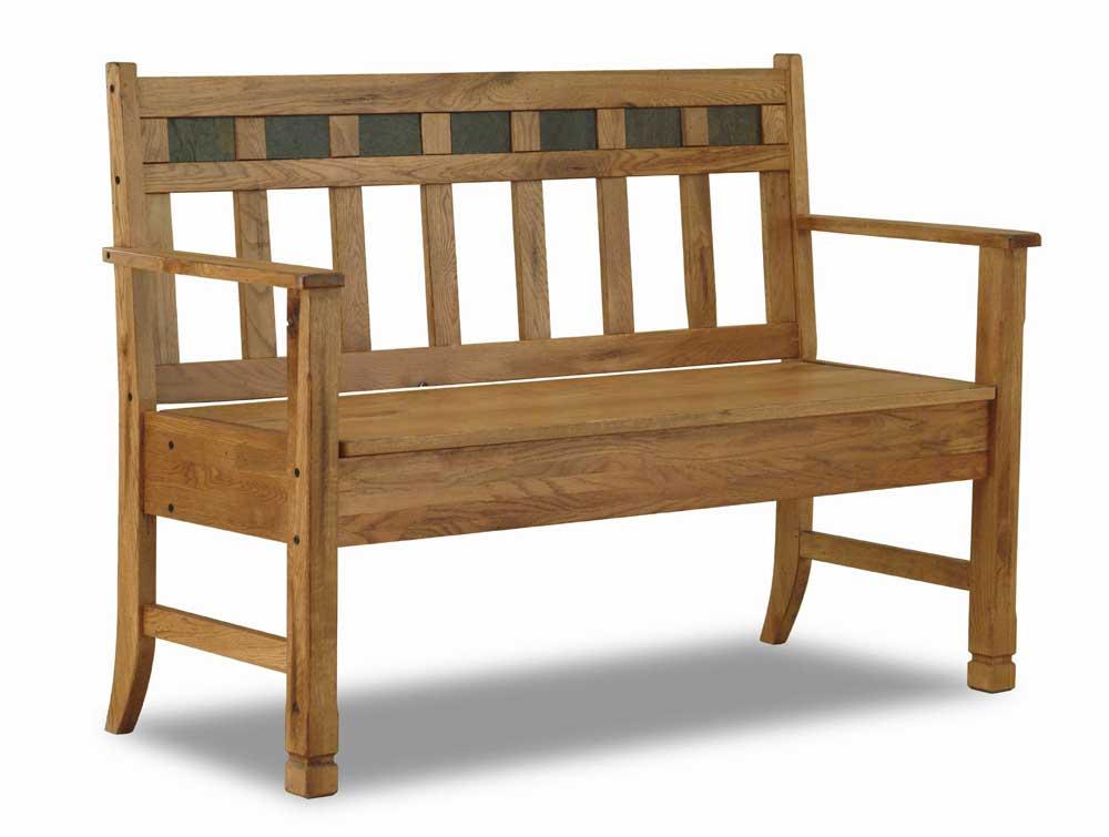 Sunny Designs Sedona Bench - Item Number: 1594-RO