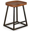 Sunny Designs 1622 Counter Stool - Item Number: 1622RO-24R