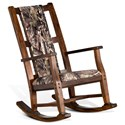 Sunny Designs 1935 Rocking Chair - Item Number: 1935DC-M