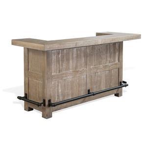 All Wood Bar