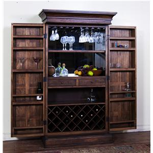 Morris Home Furnishings Sonora II Bar Cabinet