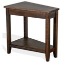 Sunny Designs 2226 Chair Side Table - Item Number: 2226TL