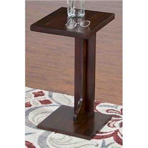 All Wood Sofa Table
