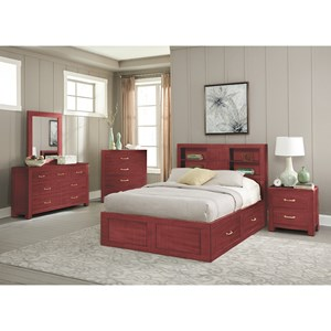Sunny Designs 2319 Full Bedroom Group