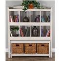 Sunny Designs 2993 Storage Bookcase - Item Number: 1128617