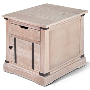 Sunny Designs 3270 End Table