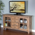 "Sunny Designs Elements 64"" TV Console - Item Number: 3562DW-64"
