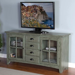 "Sunny Designs Elements 64"" TV Console"