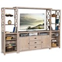 "Market Square Jared Jared 66"" Entertainment Wall - Item Number: 3563MA"