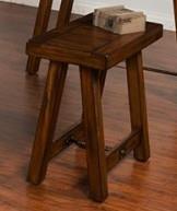 Morris Home Furnishings Acorn Valley Acorn Valley Chairside Table - Item Number: 704173385