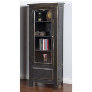 Sunny Designs Black Display Cabinet