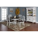 Sunny Designs Bourbon County Casual Dining Room Group - Item Number: FC Dining Room Group 10