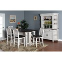 Sunny Designs Bourbon County Casual Dining Room Group - Item Number: FC Dining Room Group 14