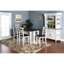 Sunny Designs Bourbon County Casual Dining Room Group - Item Number: FC Dining Room Group 16