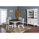 Sunny Designs Bourbon County Casual Dining Room Group - Item Number: FC Dining Room Group 9